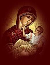 Maica şi Fiul - Iisus Hristos ( puritate, duioşie, tandreţe )