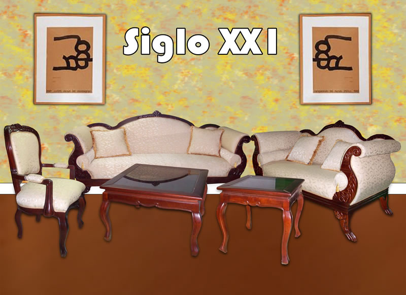 Muebles de sala caoba 20170901161238 for Muebles de caoba