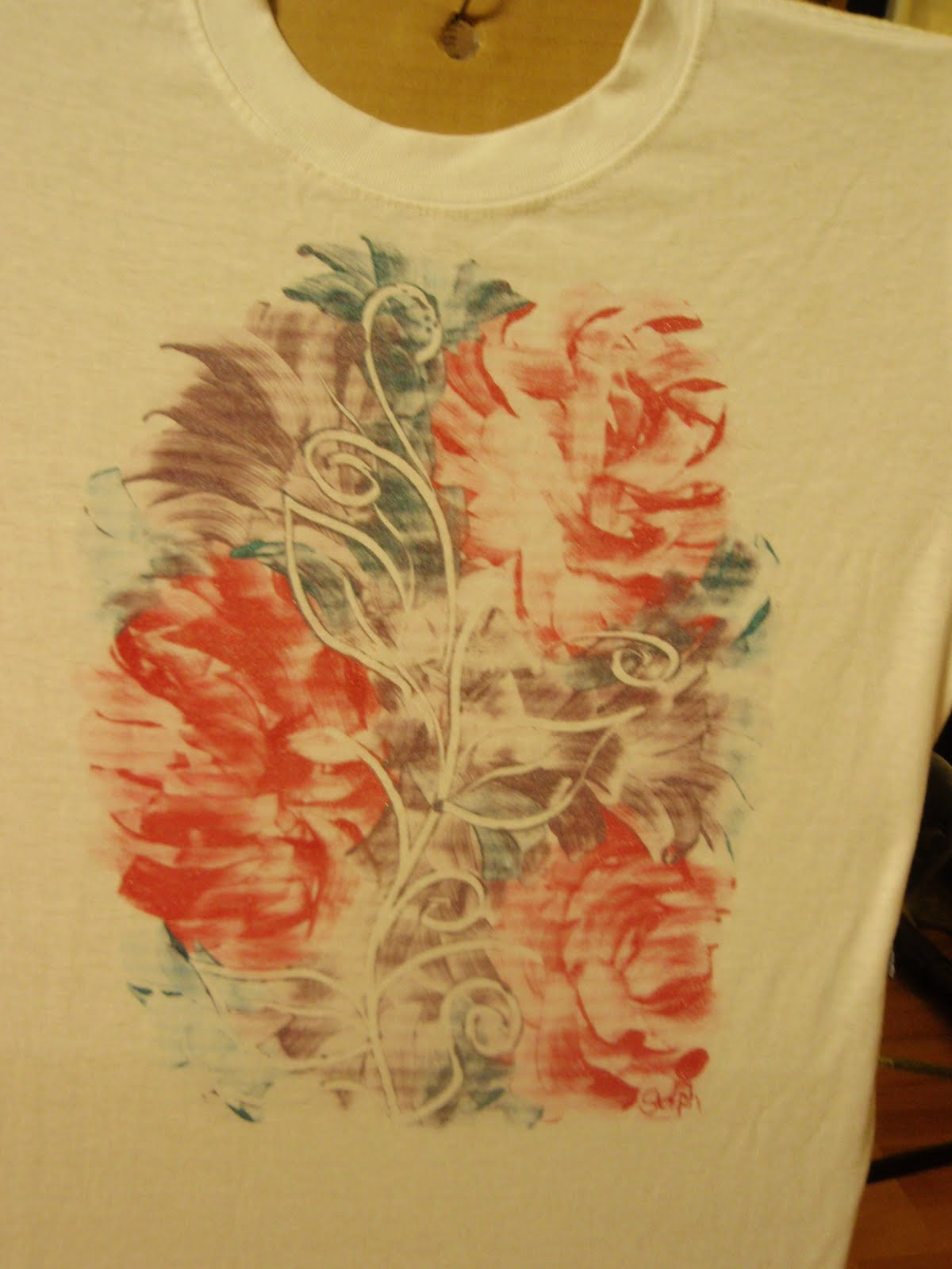 Fabric Paint TShirt Designs