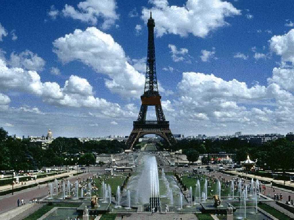 Les plus beaux paysages du monde france paris for Paris paysage