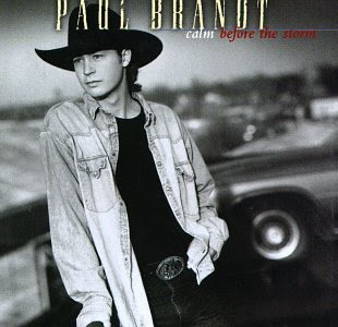 Calm Before The Storm - Paul Brandt (1996)
