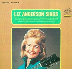 Liz Anderson - Mama Spank / To The Landlord