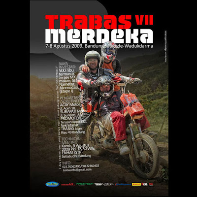 Trail Adventure Merdeka