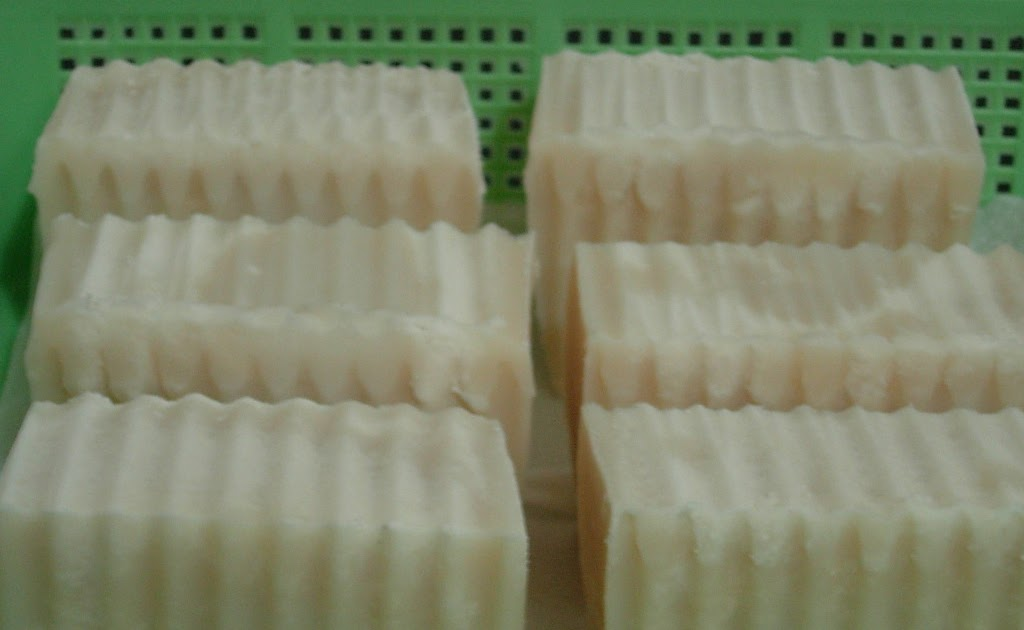 Grace Hand-Milled Soaps: NO.10 ♥ 椰子皂(家事皂)