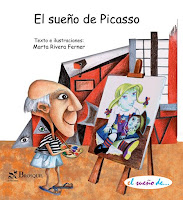 El sueño de Picasso, Marta Rivera Ferner