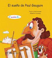 El sueño de Paul Gauguin, Alberto Urcaray