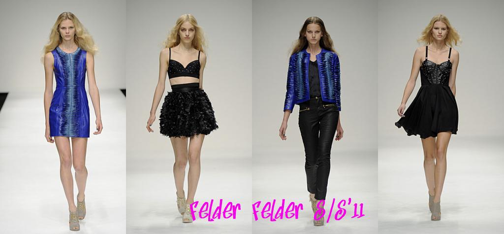 the Felder Felder show!