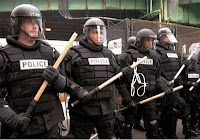 Police state coming?
