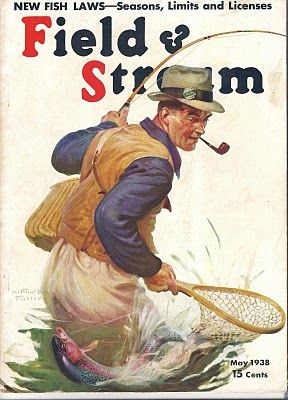 French cancan september 2010 for Field and stream fishing shirts