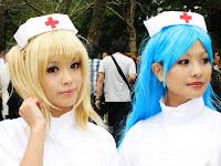 Cosplay Nurse