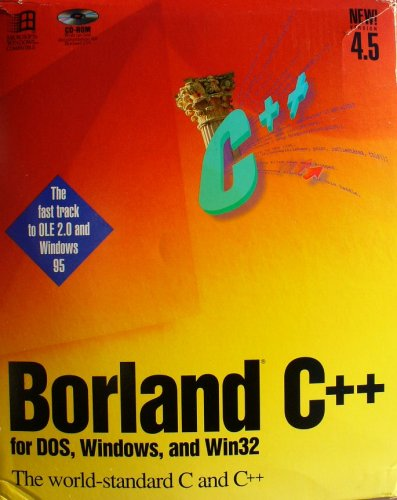 borland turbo c++ 4.5  for windows 7