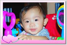 Siti Nor Batrisyia 10mth