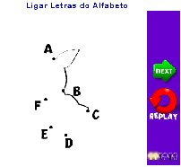 Ligar Letras do Alfabeto