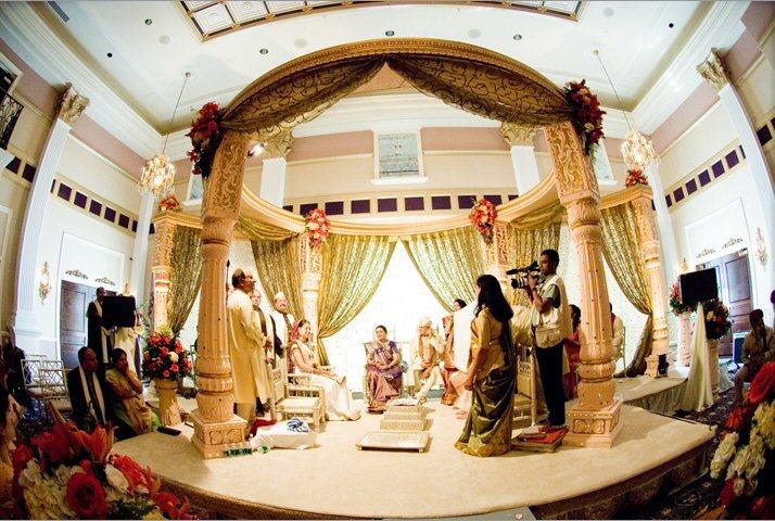 Hindu Wedding Mandaps Super Gorgeous