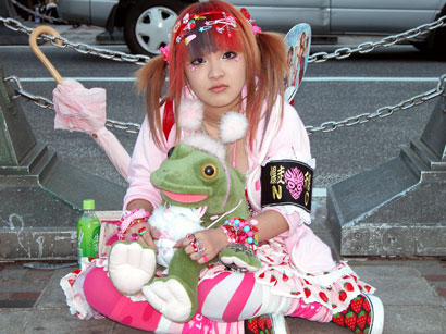 Harajuku Fashion Styles