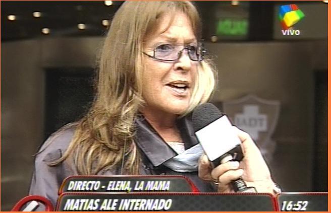 Madre de Matias Ale
