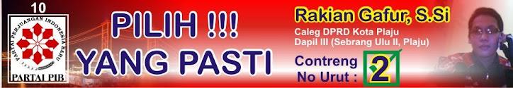 Pegang Amanah Rakyat Senang HAti * PASTI !!!!!!*