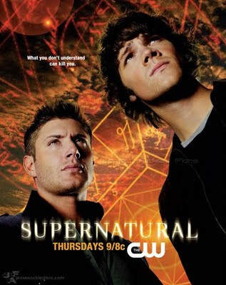 supernatural poster Baixar   Supernatural   7ª Temporada RMVB Legendado