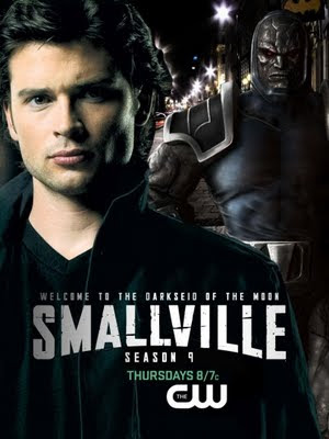 Smallville Season 9 by KyleXY93 405x540 Download Smallville 10ª Temporada RMVB Legendado