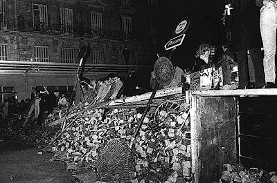 mai68 2 El graffiti y el poder, el papel de la imaginación en la revolución de mayo del 68