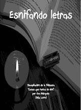 ESNIFANDO LETRAS BY EVA MÁRQUEZ