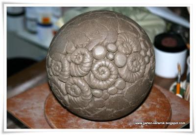 garten keramik sch n k hl. Black Bedroom Furniture Sets. Home Design Ideas