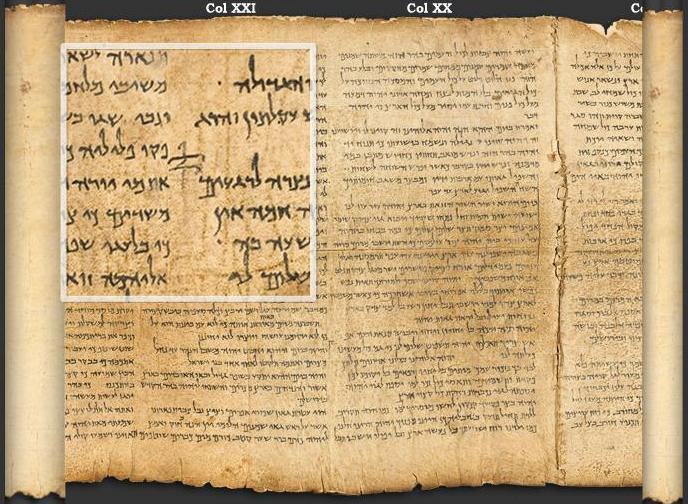 Chinese Comments In The Dead Sea Scrolls New Under Sol