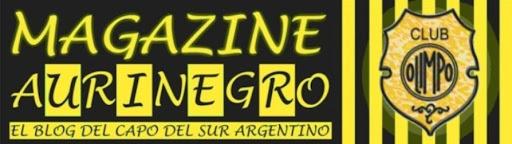 Magazine Aurinegro (Olimpo - Bahía Blanca)
