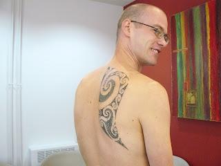 kia kaha tattoo