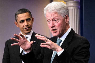 Clinton n BHO ap