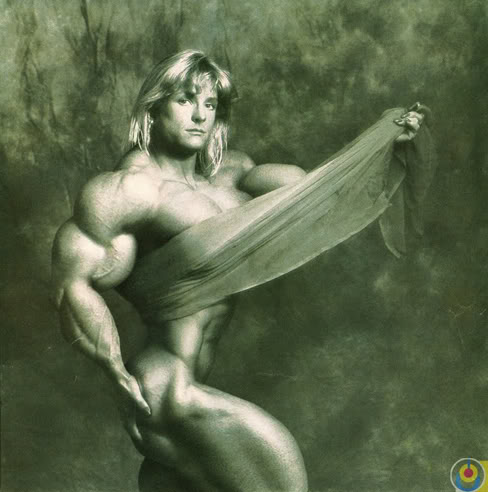 Female Muscle Morphs Sue Price Female Bodybuilder