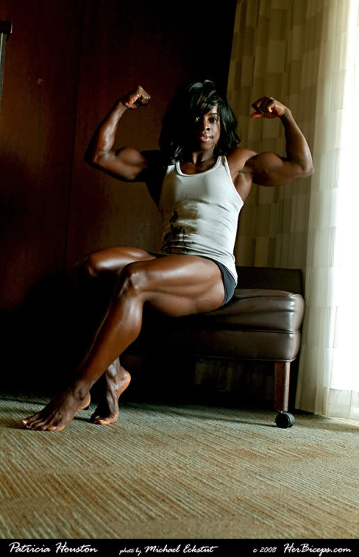 Patricia Houston Female Muscle Bodybuilder HerBiceps