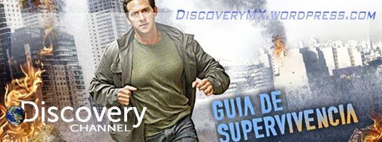 DiscoveryMX Documentales TV-Rip: [Discovery] Guia de Supervivencia