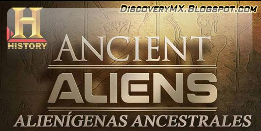 alienigenas ancestrales episodios español latino