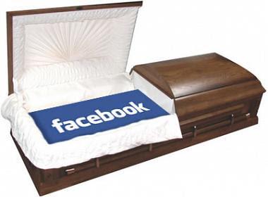 عشرة اسباب تدعوك لترك الفيس بوك وحذف حسابك فيه Facebook-death