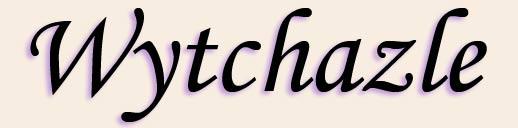 Wytchazle Blog