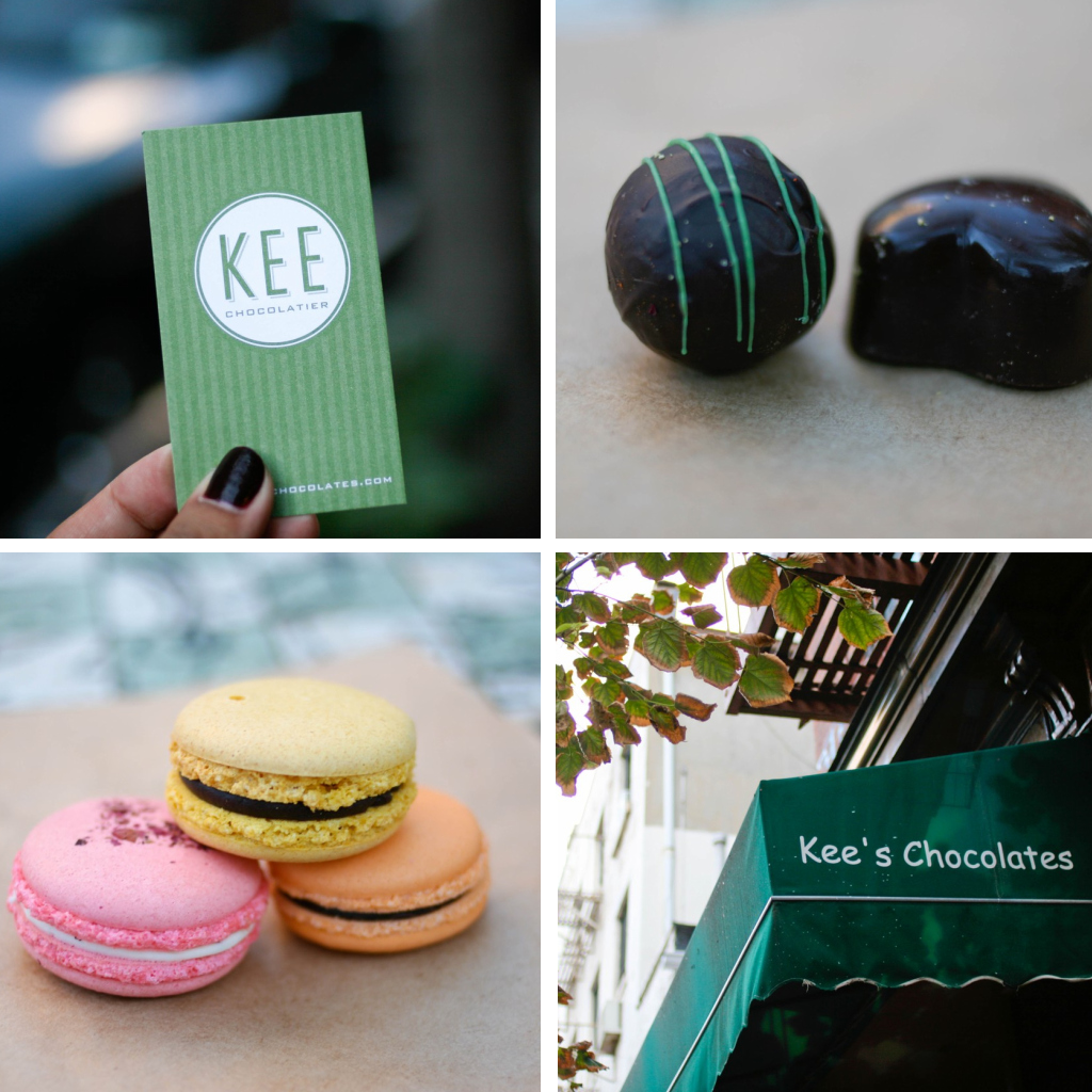 Kee's Chocolates | Restaurants : Food Network | Food Network
