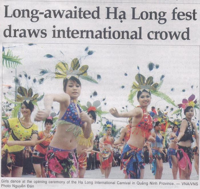 Ha Long Festival