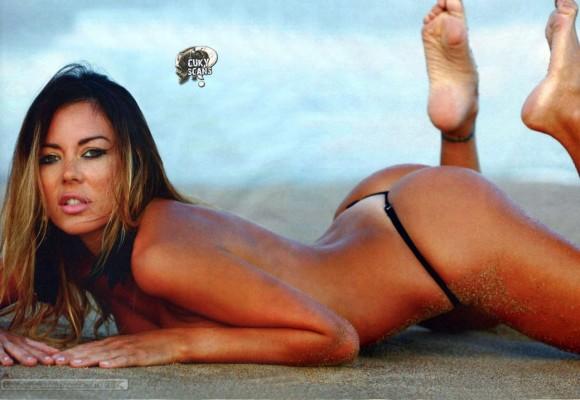 "... Youtube: Karina Jelinek - Revista ""Hombre"" Argentina (Febrero 2011"