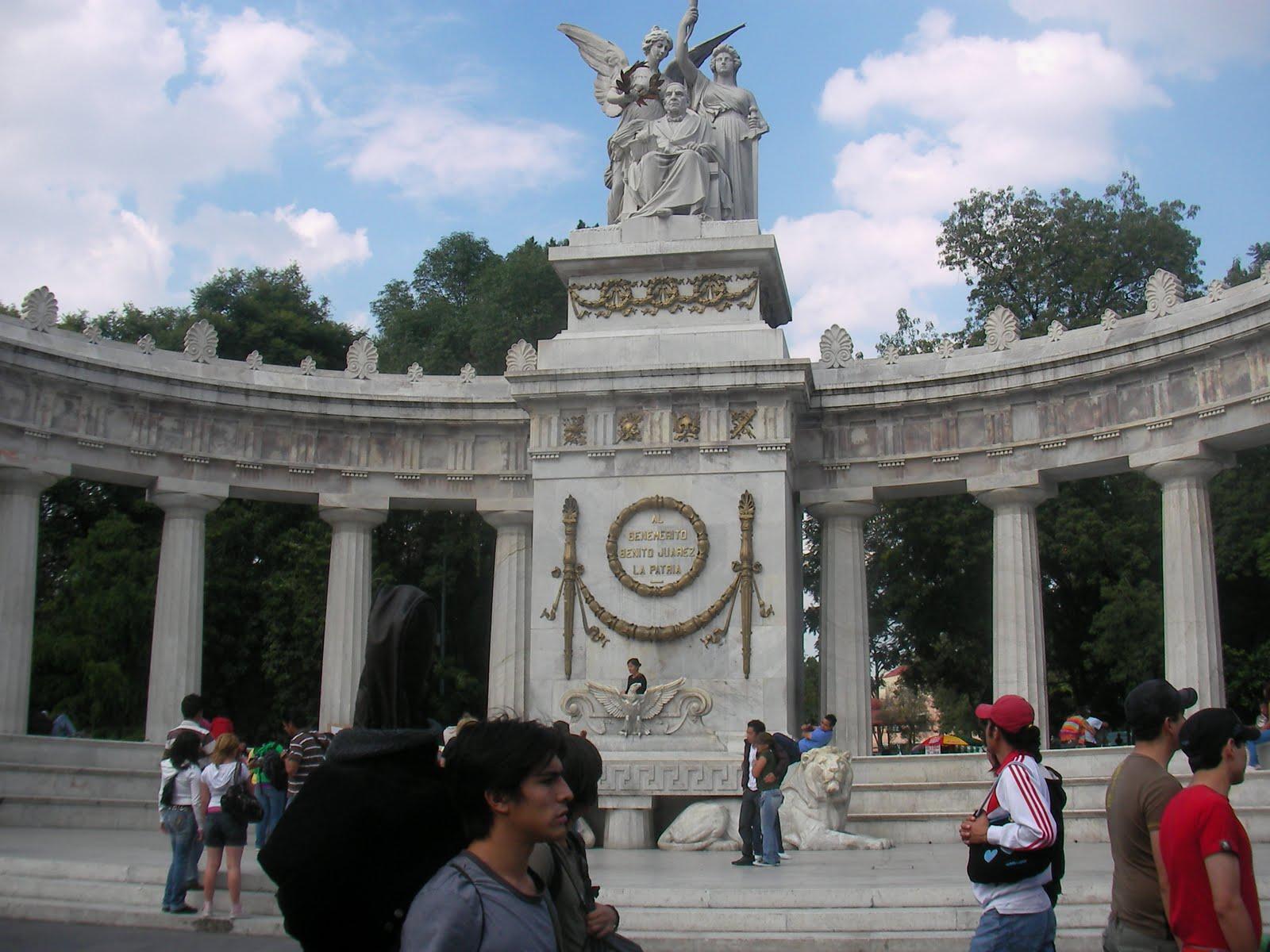 Soeren puebla 2009 mexico city for Benito juarez mural