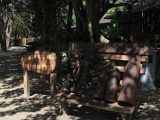 World War II, Tunku Abdul Rahman marine Park