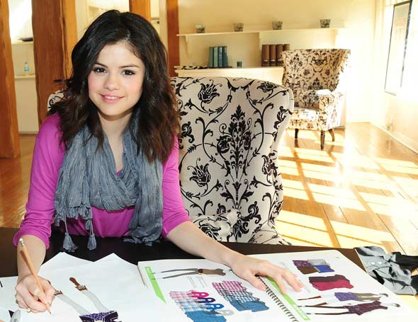 kmart varsity jacket. selena gomez dream out loud