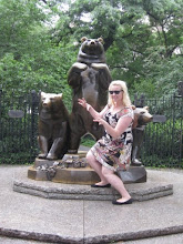 Bears in Central Park