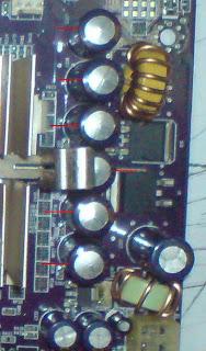 motherboard elco hamil