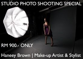 Haneey Brown&#39;s Studio Package