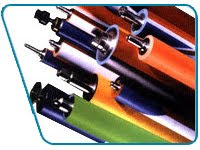 Printing Rubber Rollers Manufacturer