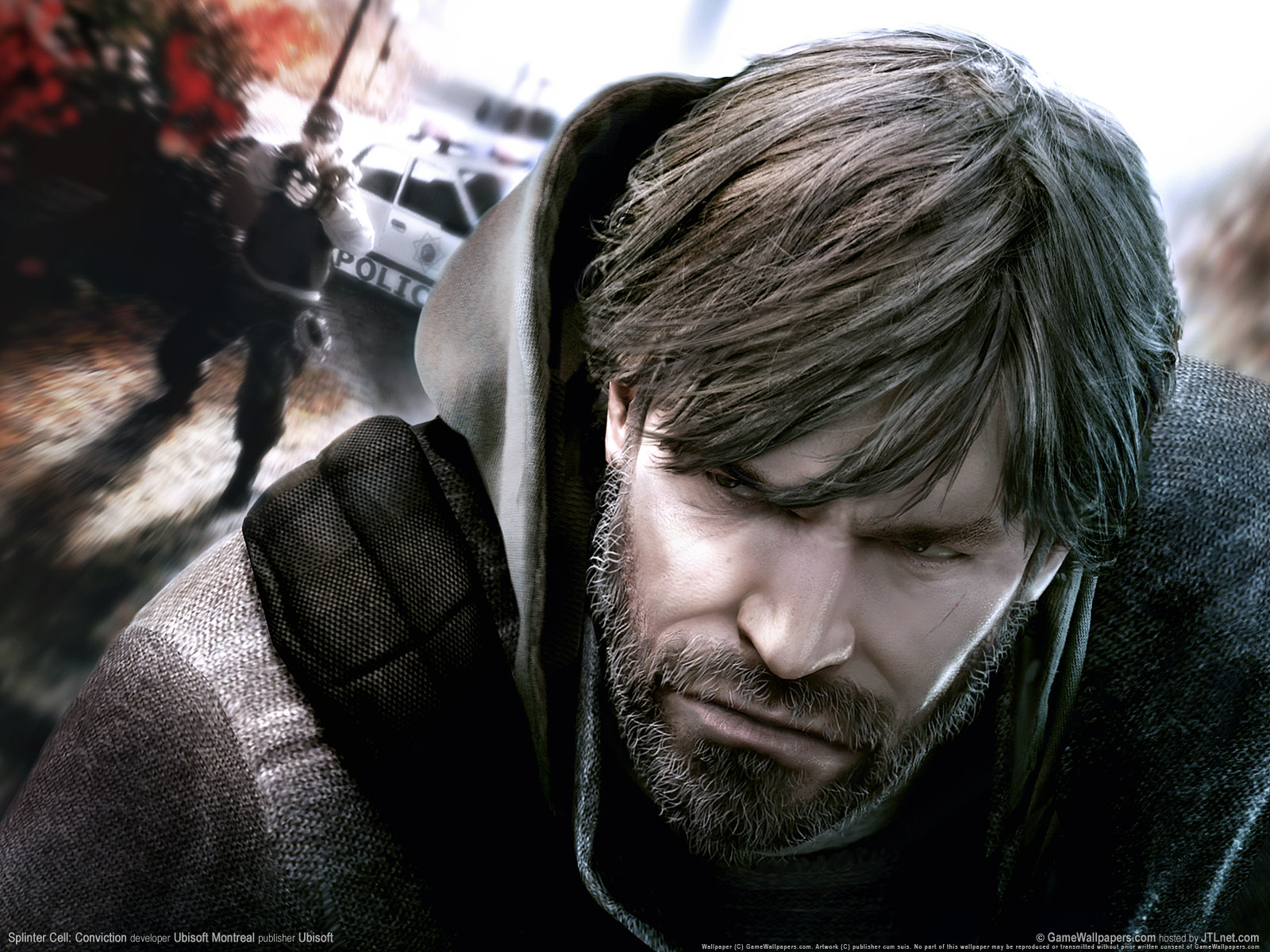 dos jogos Tom Clancy's Splinter Cell, Tom Clancy's Splinter Cell