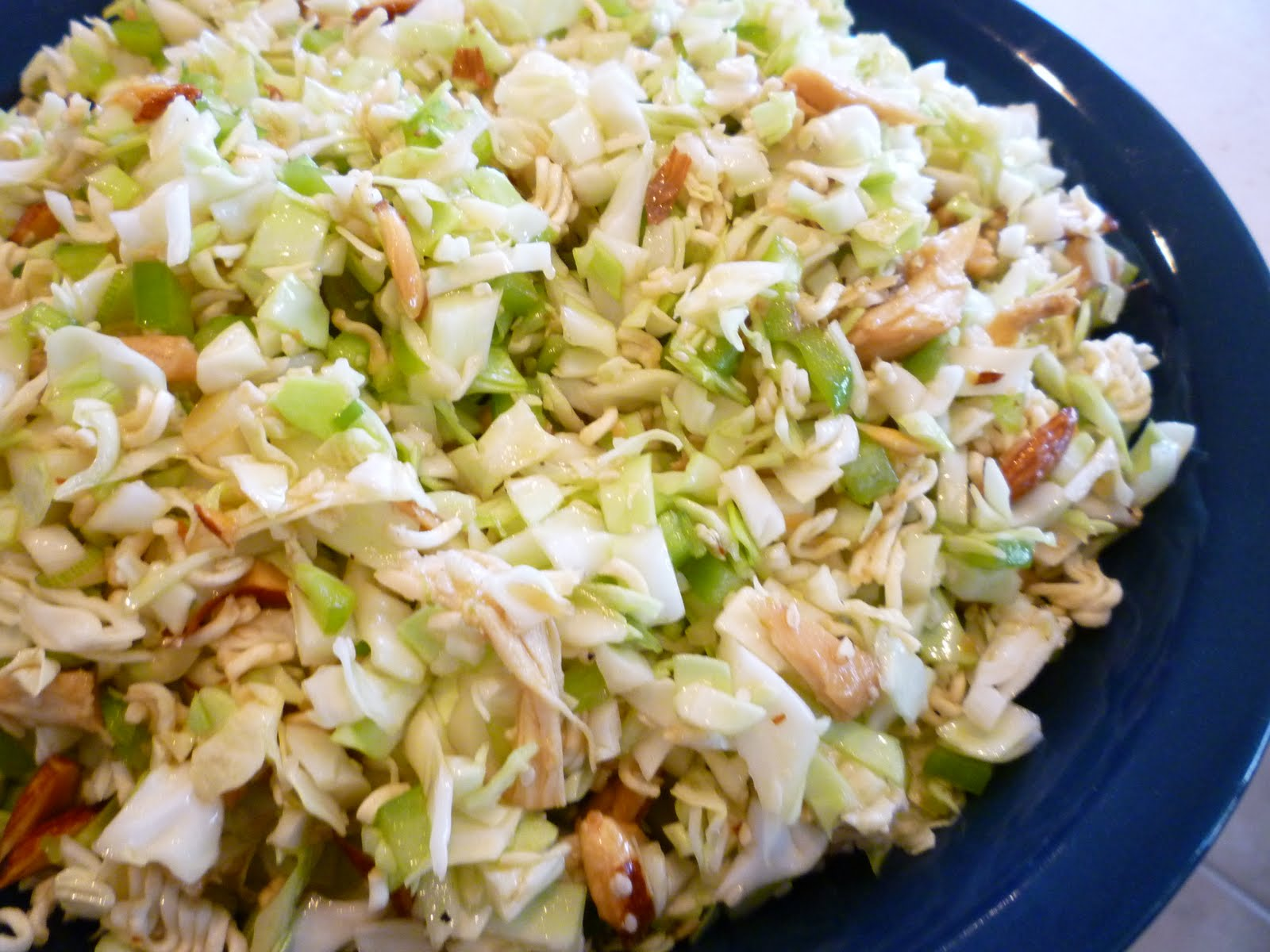 Amazing Meals: Chinese Chicken Salad