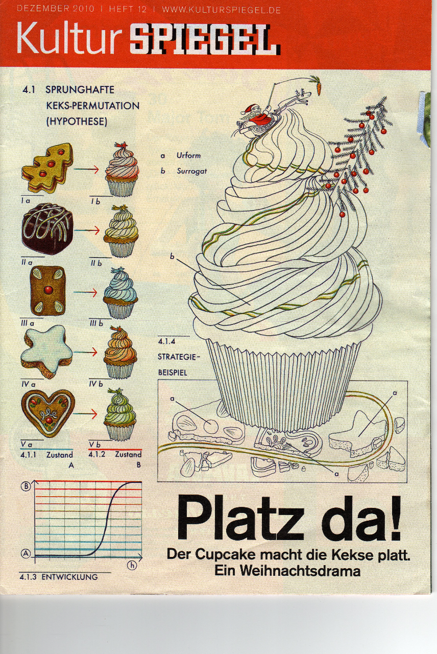 Smash And Sniff Are Cupcakes Killing Traditional German Christmas