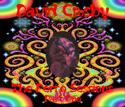 David Crosby & Friends - The Perro Sessions 1971 - Part 01 -  4Cds (Wave)